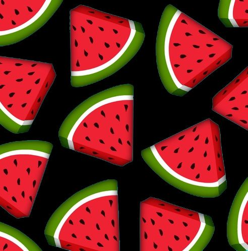 wallpaper, watermelon, and background图片 | Watermelon ...