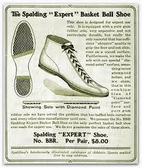 "The Spalding ""Expert"" shoe. Only 8 bucks."