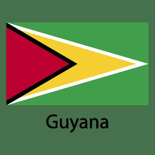 Guyana National Flag Ad Sponsored Sponsored Flag National Guyana National Flag Background Design Graphic Image
