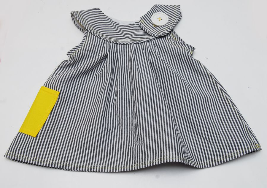 Rund Joch Kleid Schnittmuster | Baby | Pinterest | Schnittmuster ...