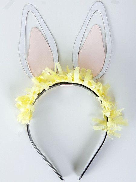 Bracket: Bunny Ear Headbands