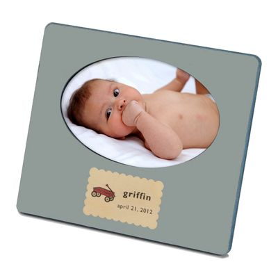 Personalized Wooden Picture Frame