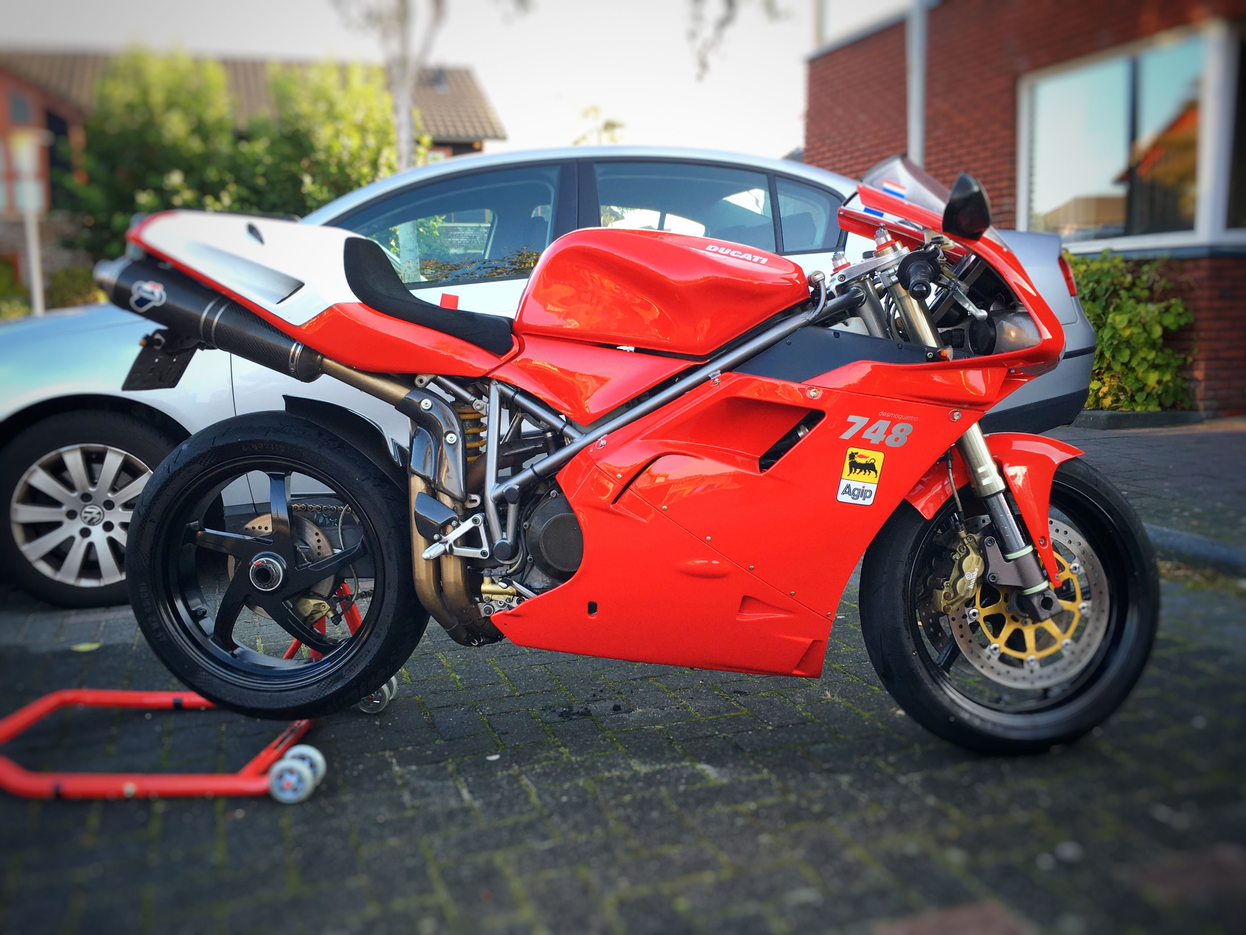 Ducati748s Ducati Superbike Ducati 748 Ducati