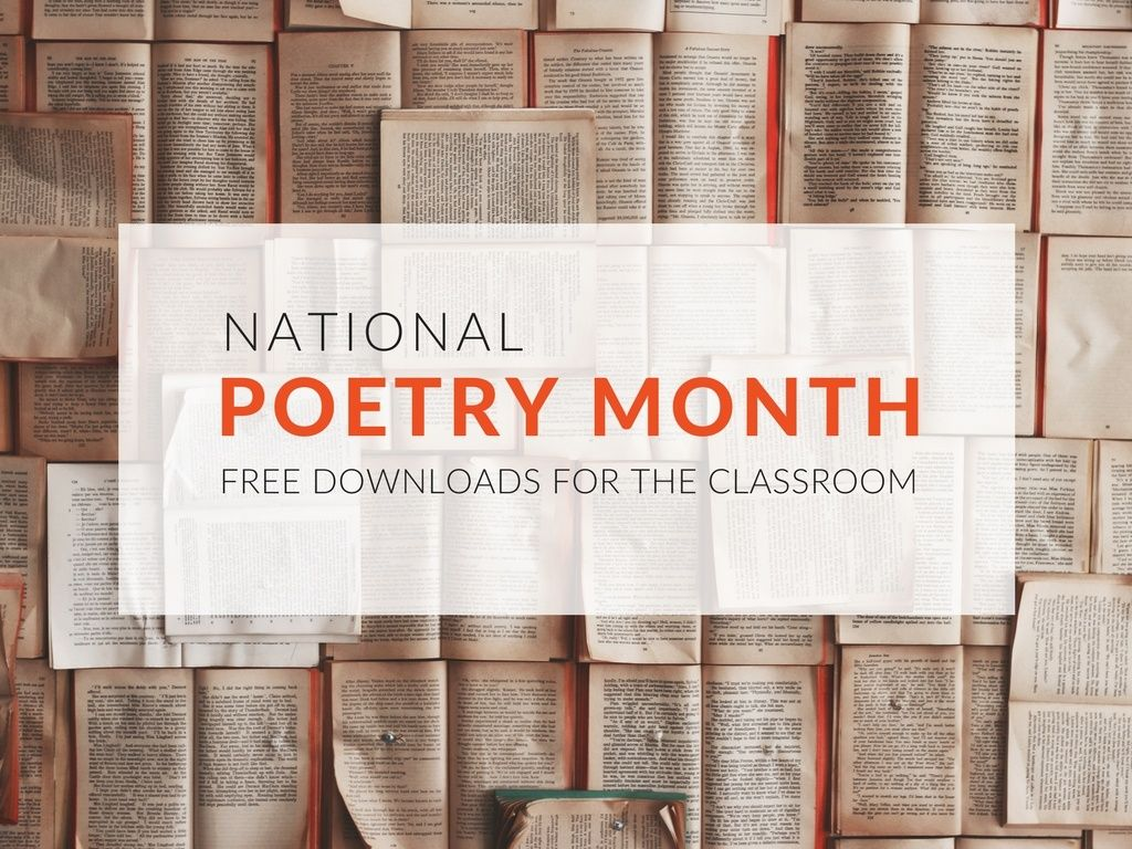Vocab Gal Has Compiled Poetry Resources To Help You