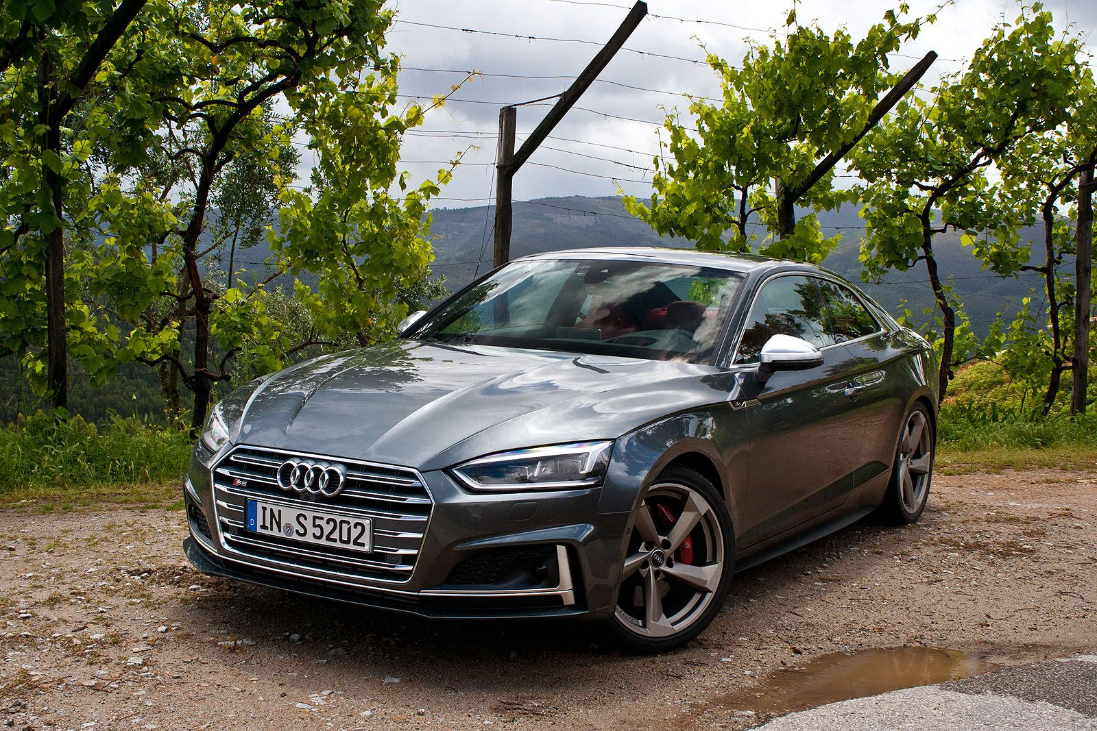 2017 Audi A5 And S5 Review Quattroworld
