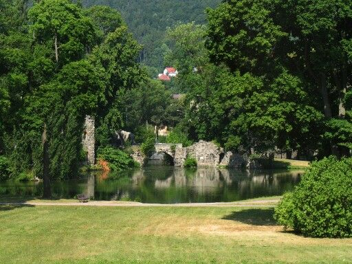 Pin Von Ogw Online Gartenwelt Auf Historische Garten Meiningen Parks Thuringen