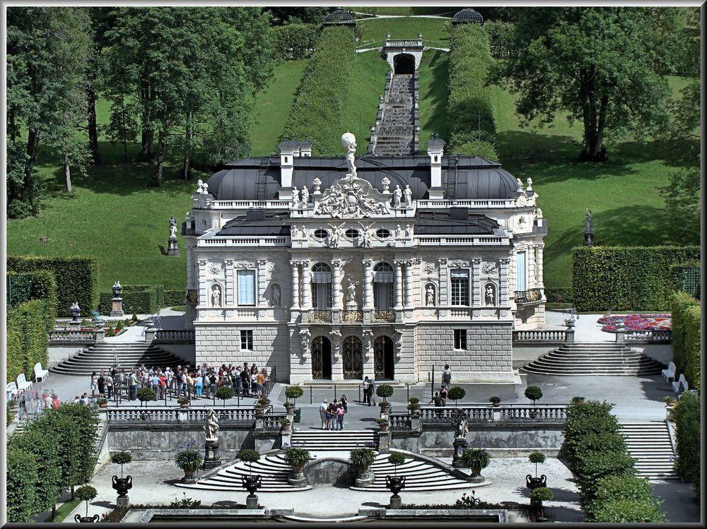 Schloss Linderhof Allgau Schloss Linderhof Schloss Linderhof