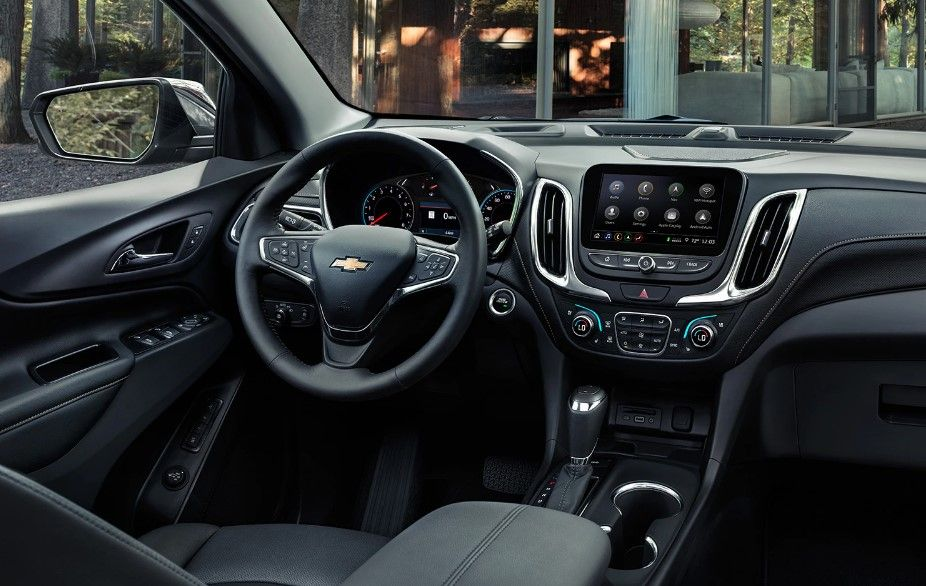 2020 Chevy Equinox Interior Chevy Equinox Chevy Buick Envision