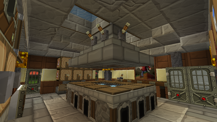 Minecraft Kitchen View Minecraft Pinterest Minecraft