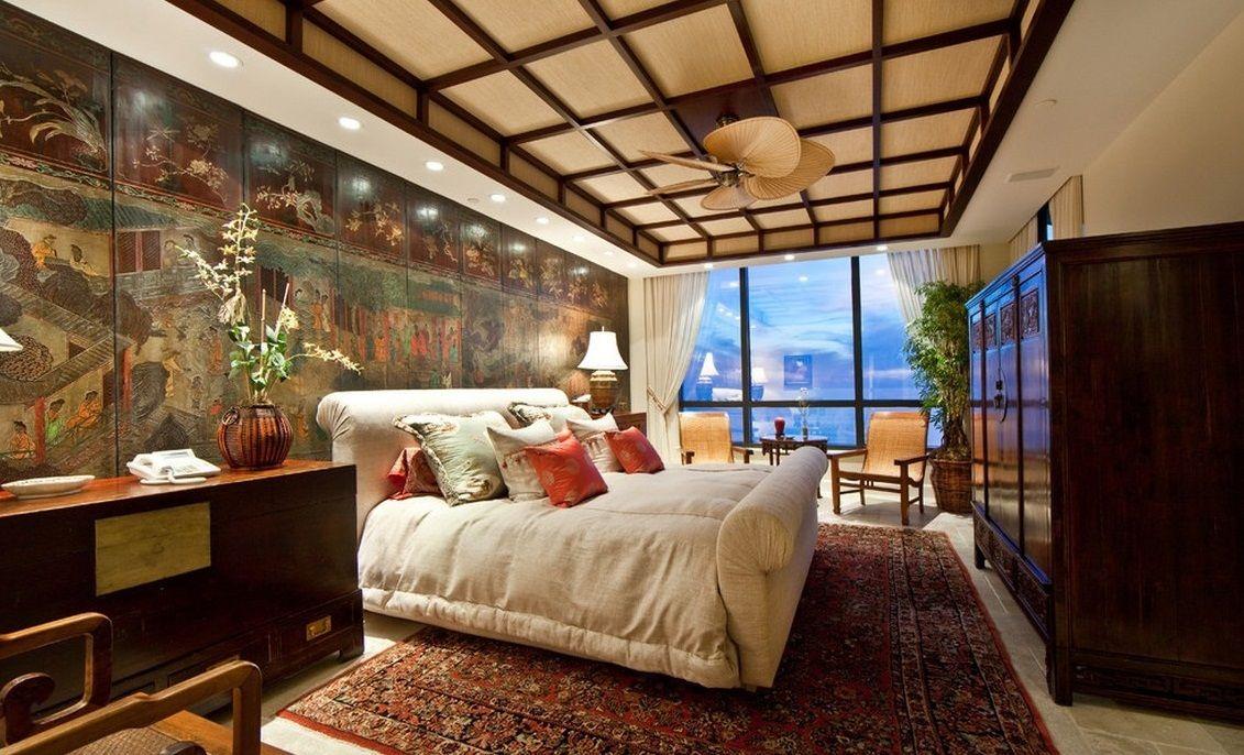 Best Asian Decor Ideas In 15 Inspiring Examples Asian Bedroom 640 x 480