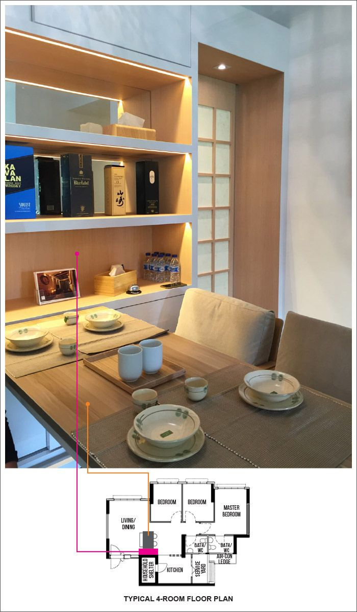 4 room bto master bedroom  Which Plan is Better  Retirement HDB Plans  Page