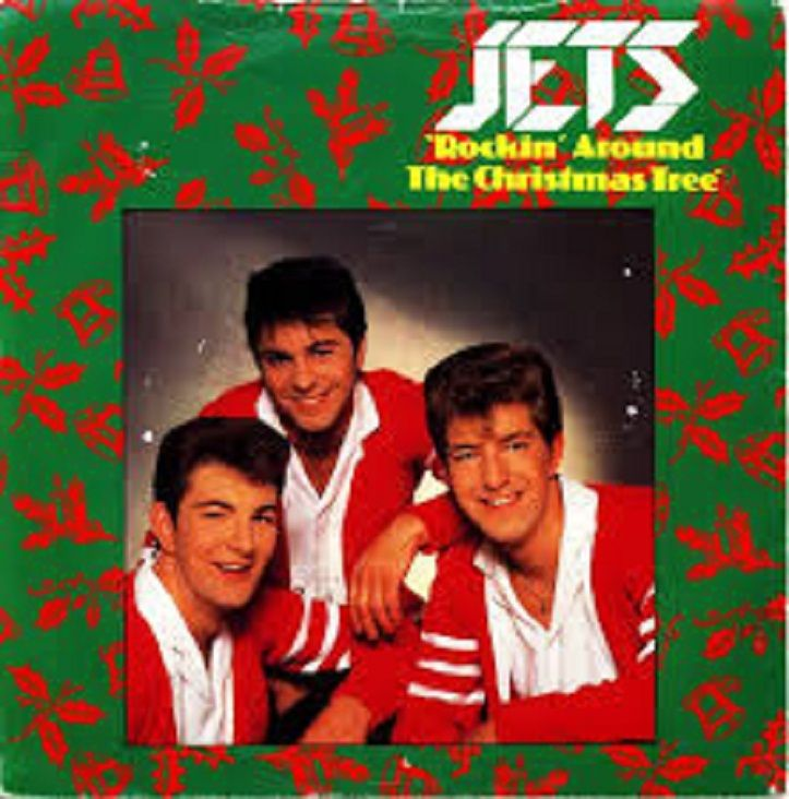 The Jets - Rockin' Around The Christmas Tree https://www.youtube ...