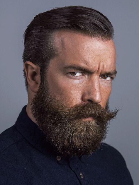 Jeff Buoncristiano Styles I like Pinterest Bigote, Peinado - peinados hombre