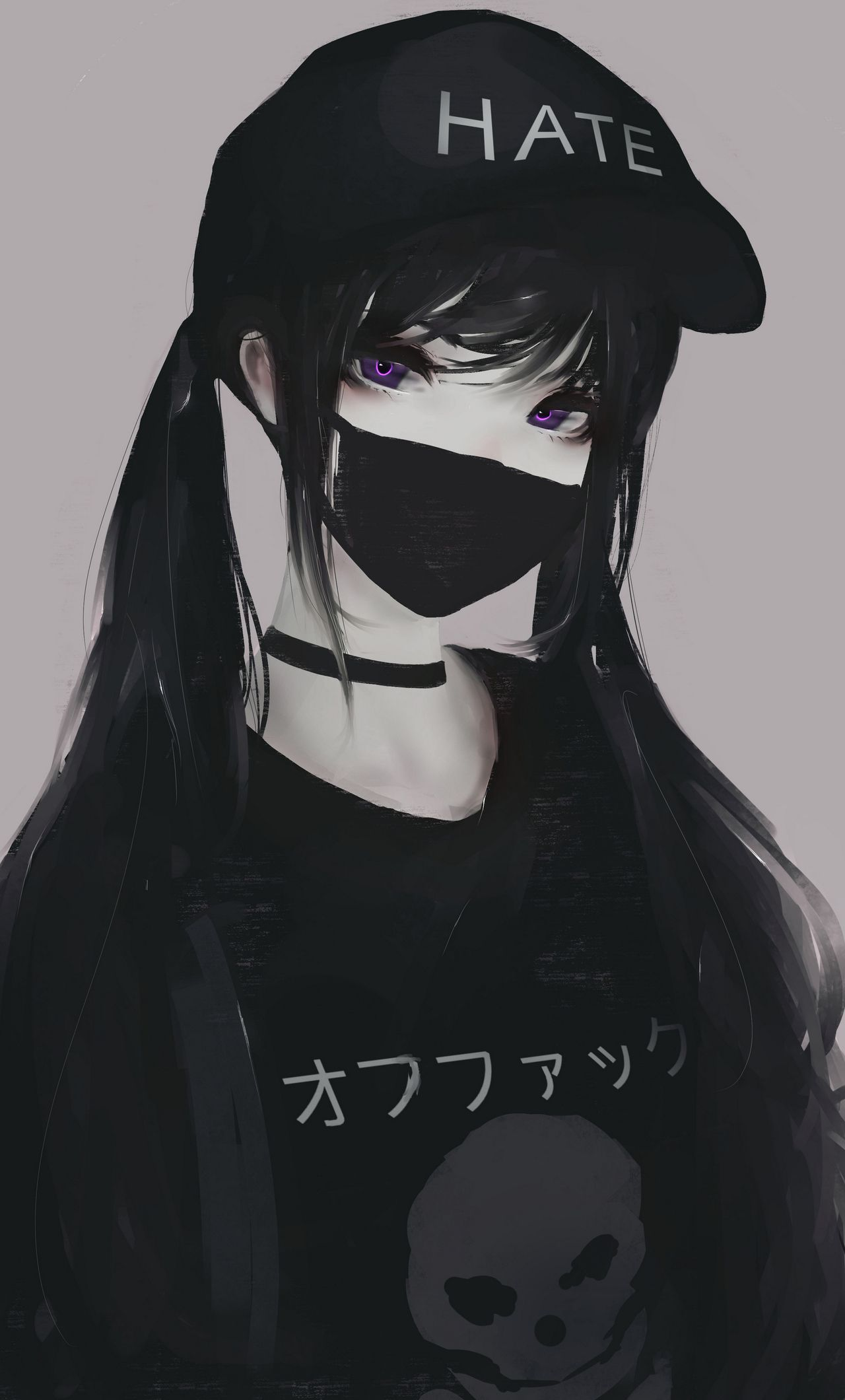 Found on Bing from Gothic anime, Cool anime