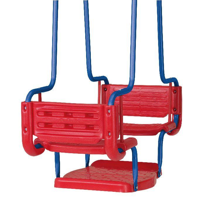 Kettler Red Silver Gondola Jpg Kettler Gondola Swing
