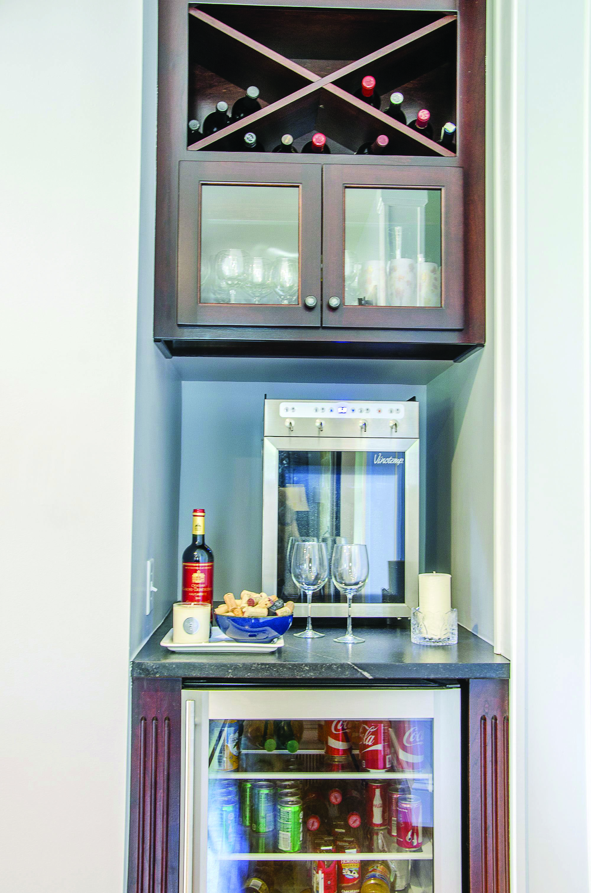 Small Property Bar Concepts And Space Savvy Layouts Dova Home Bars For Home Mini Bar Kitchen Bar