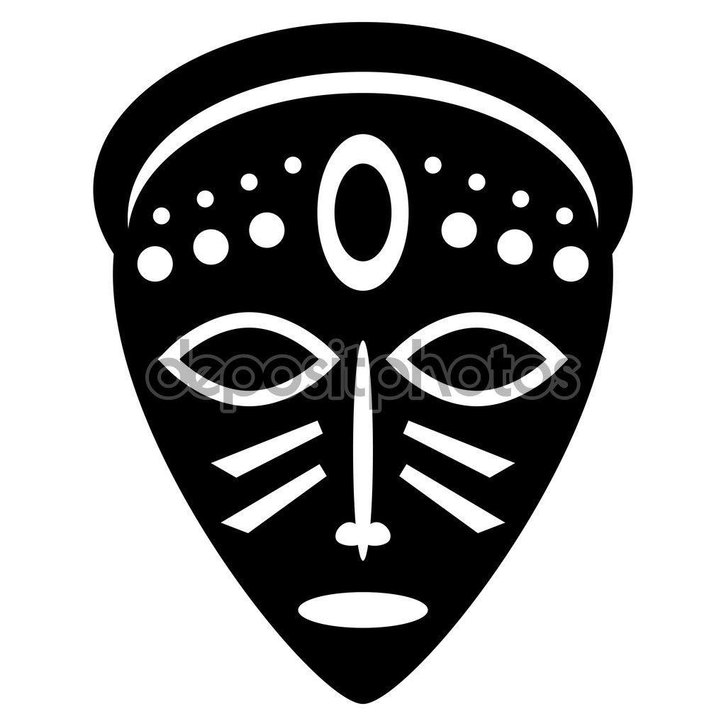 Well-known Resultado de imagem para desenhos de mascaras africanas facil  AB26