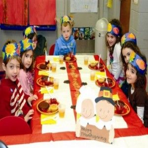 Top Thanksgiving Party Ideas For Kids Celebrations Pinterest