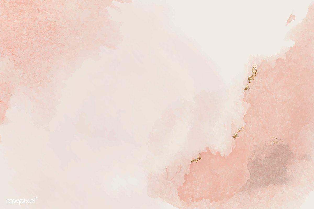 Download Premium Vector Of Pink Smudge Watercolor Background Design Vector Background Design Vector Background Design Powerpoint Background Design