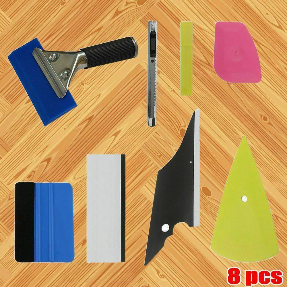 (Ad eBay) 8 in1 Squeegee Car Window Tinting Auto Film