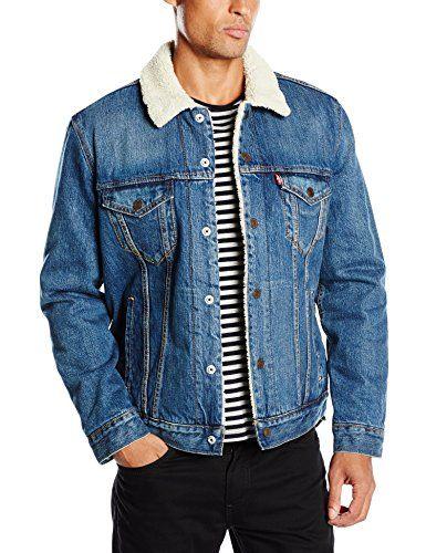 Levi's veste en jean homme (70598)