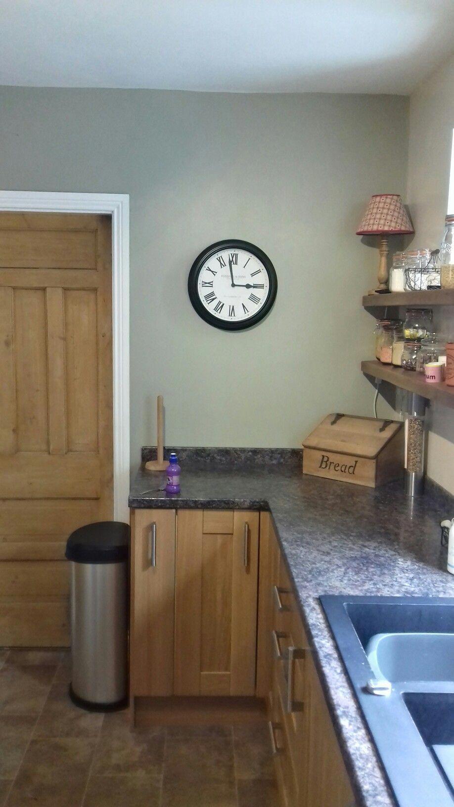 Dulux Overtly Olive Kitchencolourolive Paint For Kitchen Walls Green Kitchen Walls Olive Kitchen