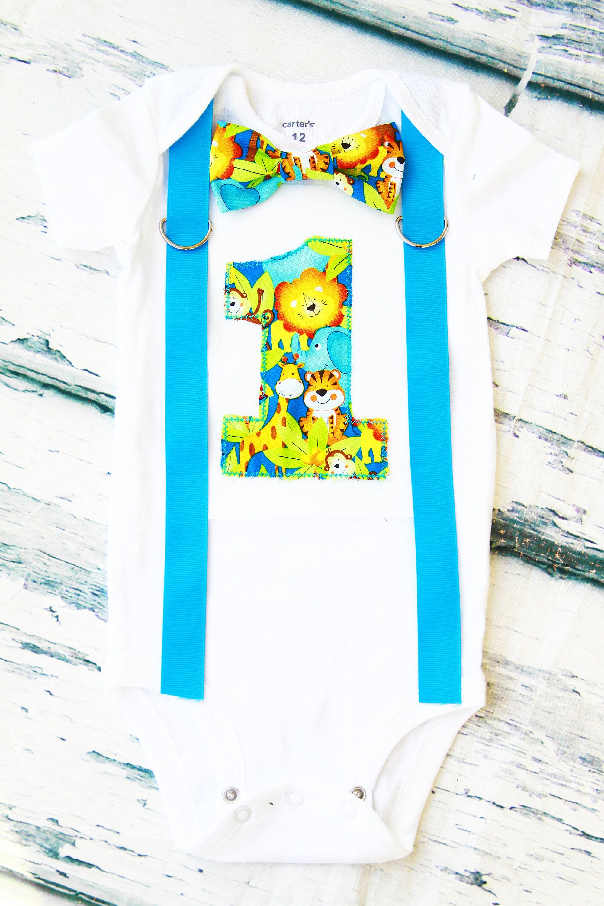 b2475e8549a Baby Boy First Birthday Lion jungle themed first birthday bow tie suspender  Boy one year cake smash boy animal first birthday zoo cake smash by ...