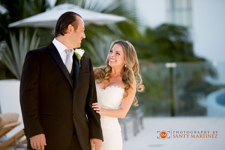 Wedding Le Blanc Resort Cancun Mexico