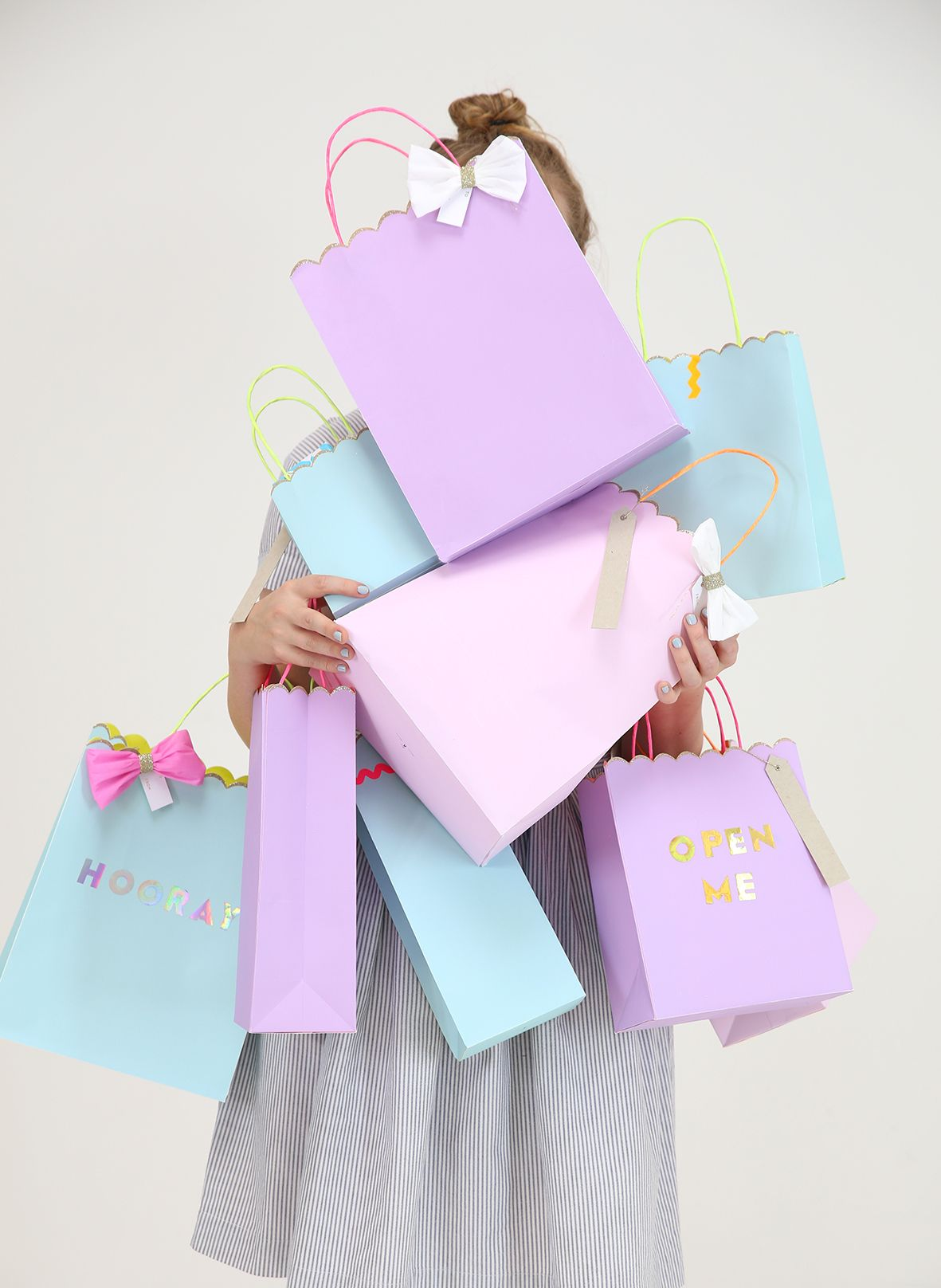 f42f563db3 Toot Sweet Pastel and Neon Gift Bags