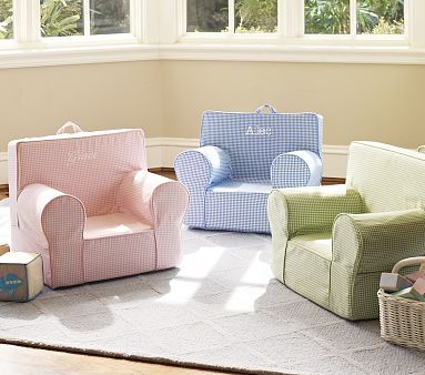 I Love The My First Anywhere Chair Collection On Potterybarnkids.com