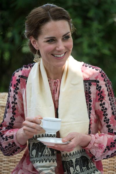 Kate Middleton Photos: The Duke and Duchess of Cambridge Visit India and Bhutan - Day 4
