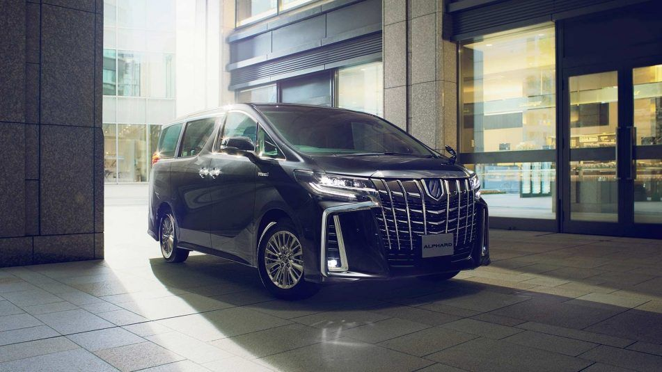 2020 Toyota Alphard Review Design Engine Release Date Price And Photos
