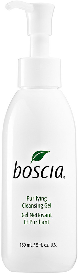 Boscia Purifying Cleansing Gel.  Recommended by Dr. Lancer for sensitive skin types, Hollywood's dermatologist (CLEANSE)