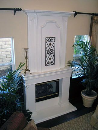 Westminster #652 Cast Stone Fireplace Mantel | Cornerstone Mantels Coupon  Code | Pinterest