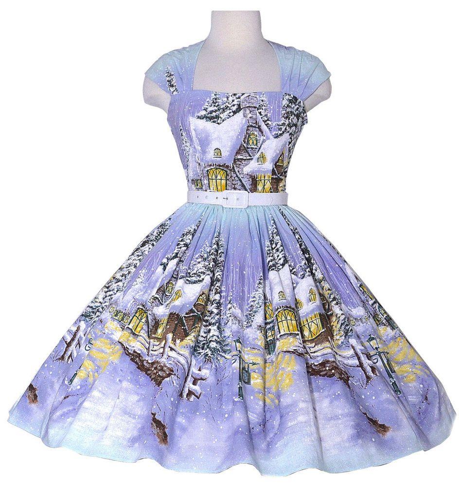 Christmas Vintage Dress  Dress images