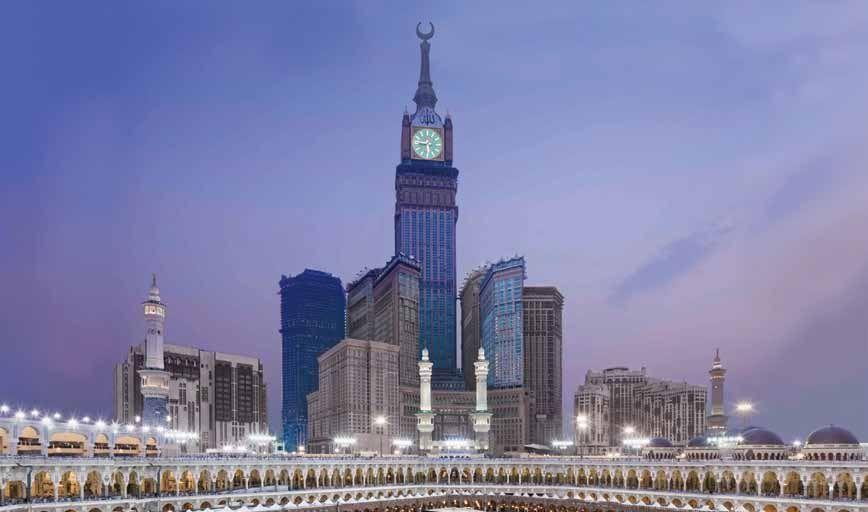 Los 10 Edificios Mas Altos Del Mundo Https Arquitecturaideal Com Los 10 Edificios Mas Altos Del Mundo Utm Source Reviveoldpost Mecca Mecca Wallpaper Makkah