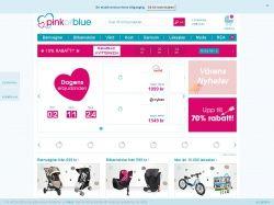 c76cb7903d74 Pinkorblue.se rabattkod 10% rabatt på leksaker, barnvagnar, babyprodukter  och många fler