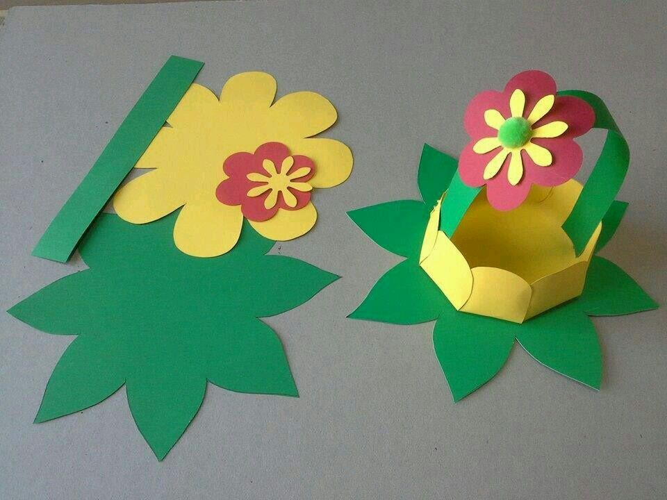 Pin By Ulcia On فعاليات Activities Spring Crafts Art For Kids Paper Crafts