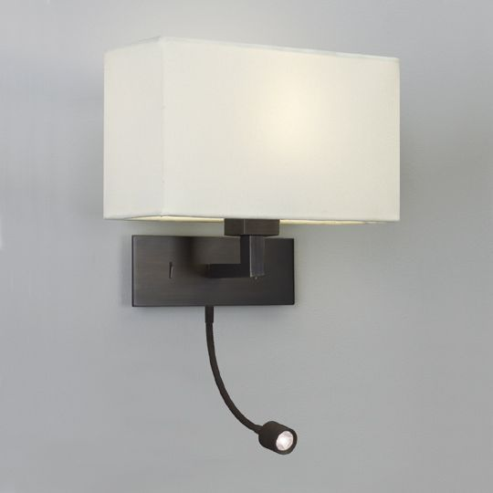 Flexible And Contemporary Reading Lights For The Bedroom The Sparks Direct Blog Wall Lights Interior Wall Lights Wall Lamp