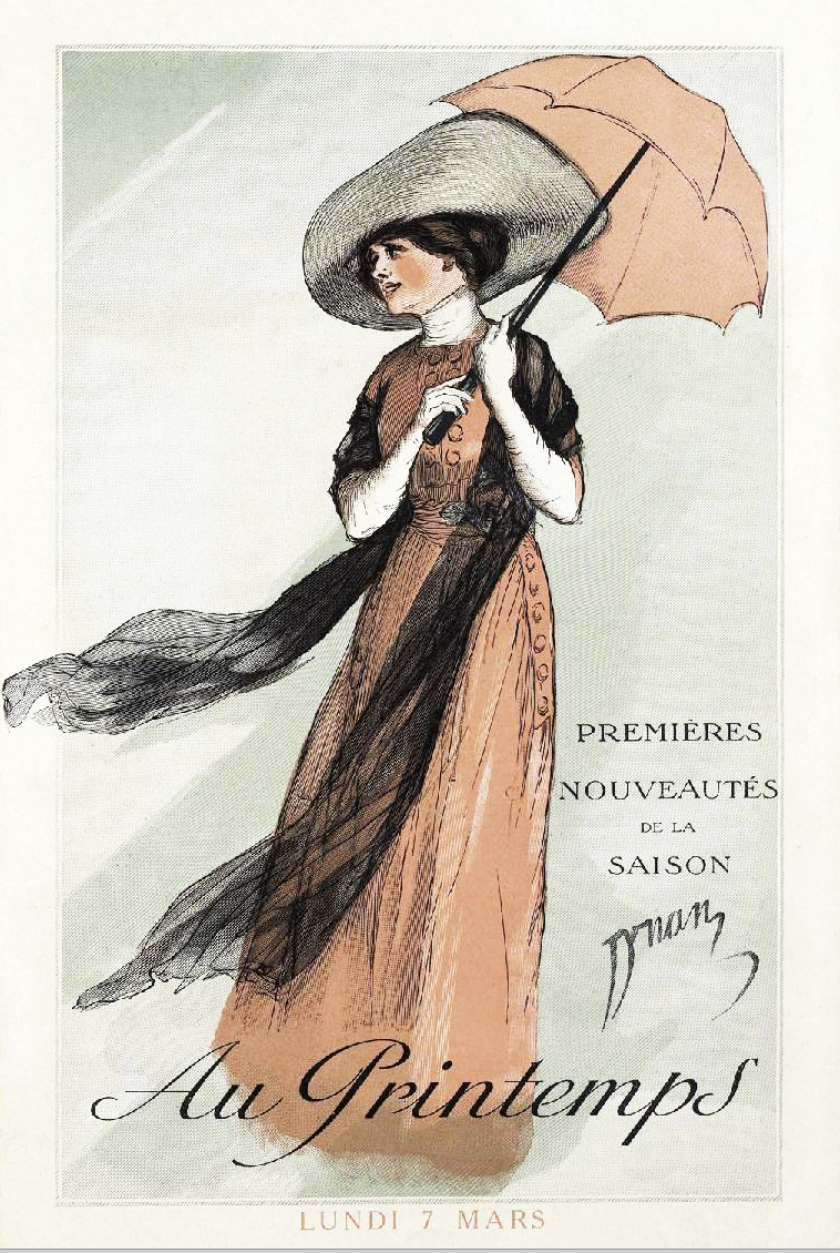 The Sum Of All Crafts: image collection-women (in peach/orange)