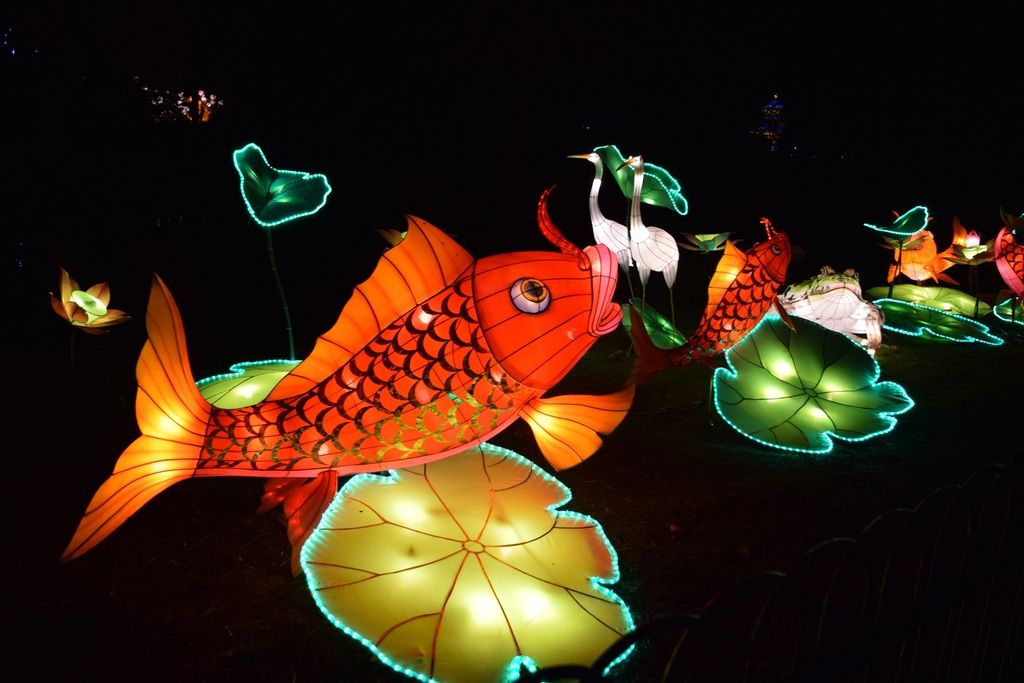 Magical Lantern Festival Chiswick, London for Chinese New ...