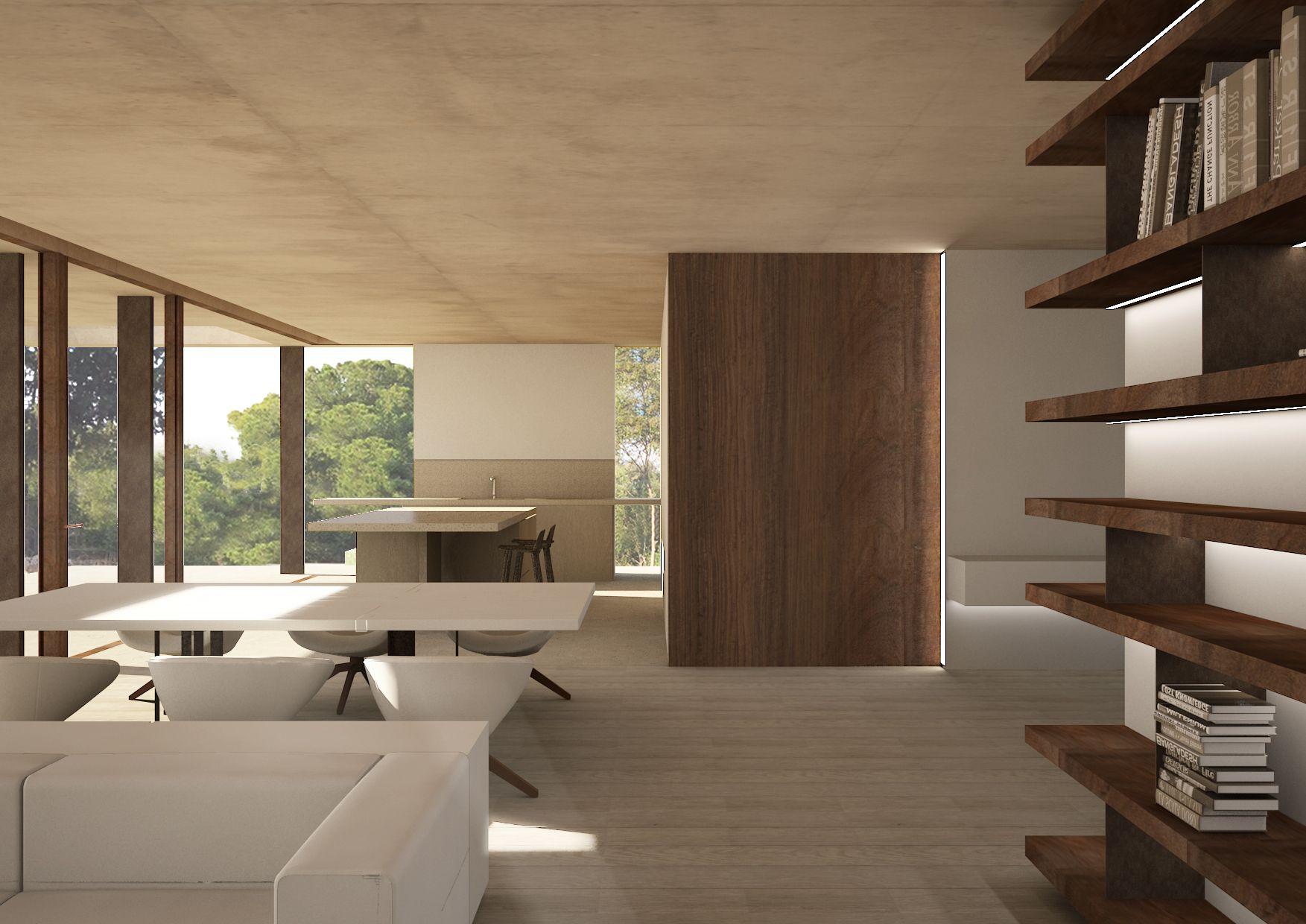 Casa en La Pinada | Ramón Esteve Estudio | Interiors-Modern | Pinterest