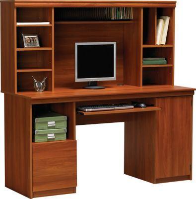 Ameriwood Tiverton Computer Workcenter Expert Plum Staples Computer Desk Desk Small Home Offices