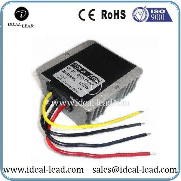Ip65 12v 24v Dc To 36v Dc 4a Power Supply With Images Dc Dc Converter Converter Power Supply
