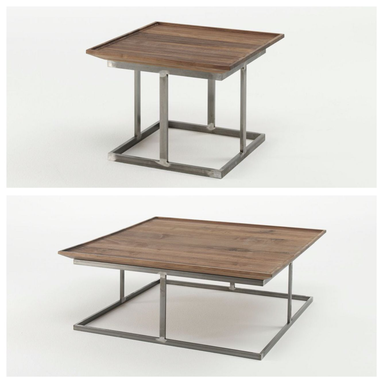 Riva Made In Italy., Top In Solid Wood: Nest Table, Project By C.