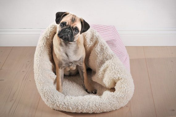 Cuddly bag CANICULA for dogs