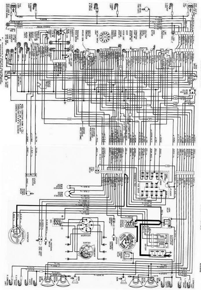 spst rocker switch wiring diagram