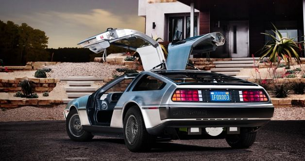 The Delorean: Dream Car #2 - and probably more obtainable than my first :P