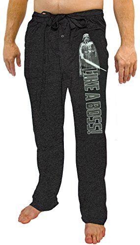 Star Wars Darth Vader Mens Lounge//Sleep Pant