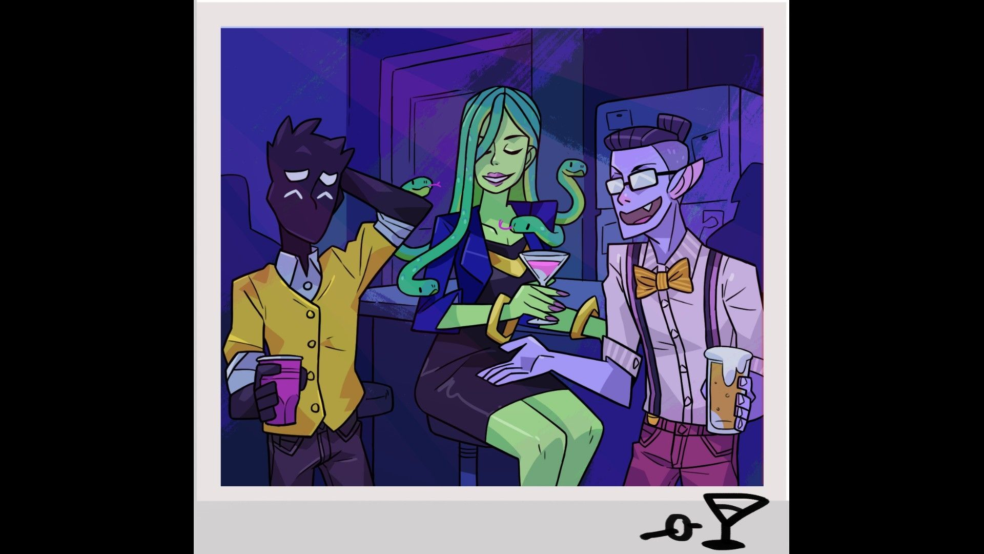Pin by RoseGold on Monster Prom Monster prom, Character